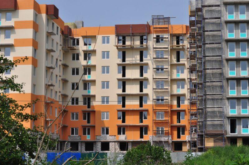 Ведутся работы по обследованию зданий ЖК «Рябиновый сад» и ЖК «Янинский каскад»